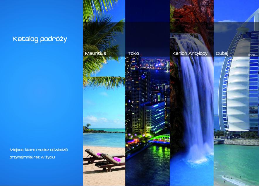 Katalog podróży