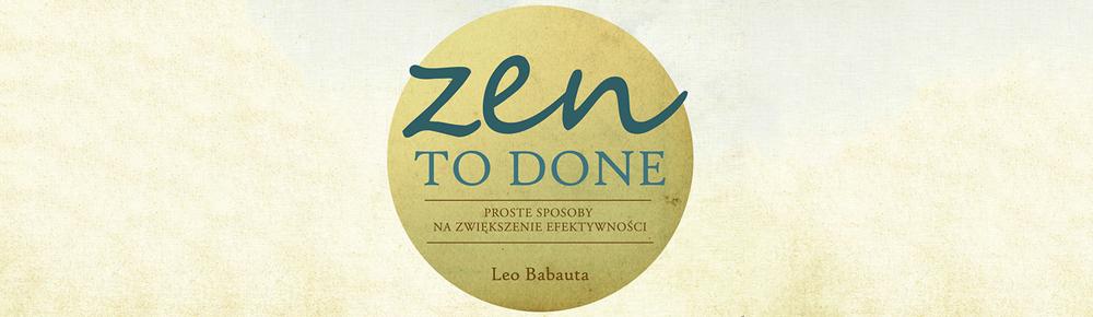 recenzja zen to done